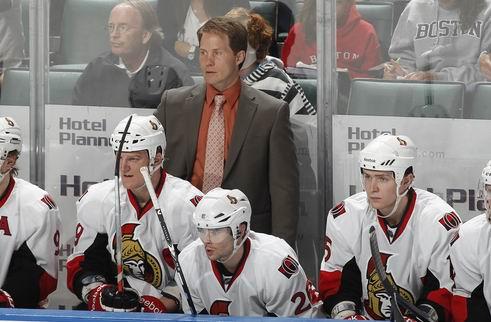 НХЛ. Оттава осталась без тренера