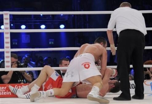 Штиглиц защитил титул