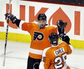 НХЛ. Мезарош признан первой звездой дня