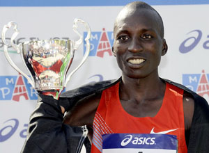 Легкая атлетика. Кенийцы покорили Париж