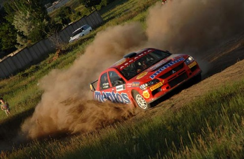 Mentos Ascania Racing стартует в Херсоне