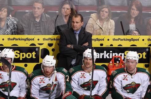 НХЛ. Наставник Миннесоты лишился работы