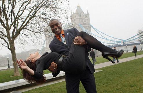 Девятикратный олимпийский чемпион подался в политику