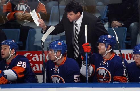 НХЛ. Островитяне определились с главным тренером