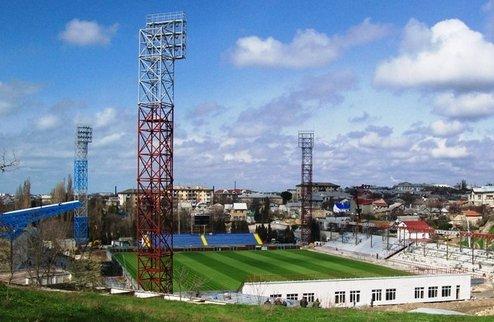 Севастополь рассчитывает сыграть с Ильичевцем на родном стадионе