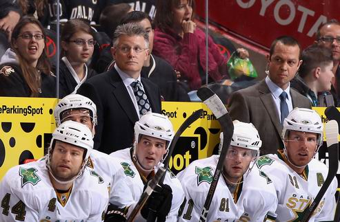 НХЛ. Уволен тренер Далласа