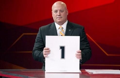 НХЛ. Эдмонтон будет выбирать первым на Драфте-2011