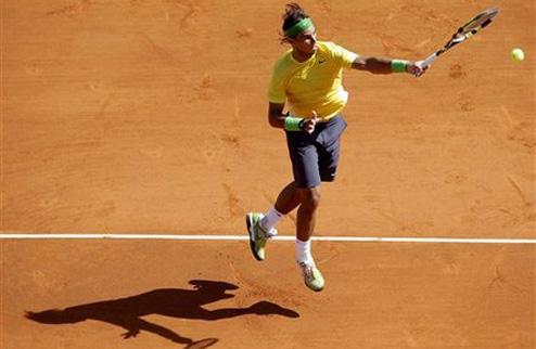 Надаль успешно движется к очередному титулу в Монте-Карло