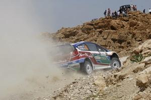 WRC. Ралли Иордании начнется завтра