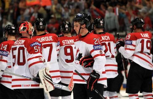 Канада назвала заявку на чемпионат мира