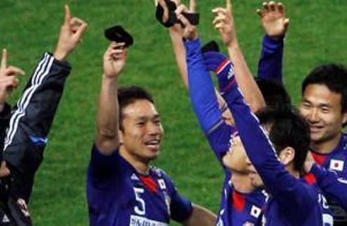 Япония сыграет на Копа Америка