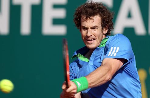 Мюррей становится последним полуфиналистом в Монте-Карло
