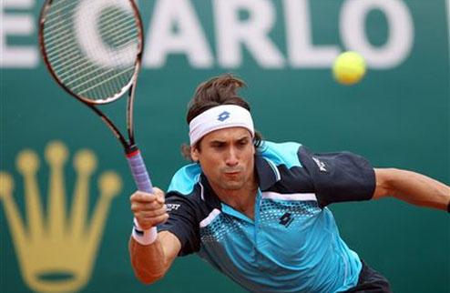 Феррер стал первым финалистом в Монте-Карло