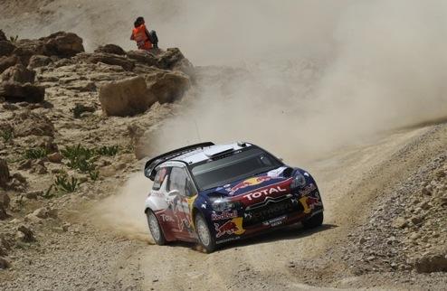 WRC. Ралли Иордании. Ожье и Латвала побили рекорд