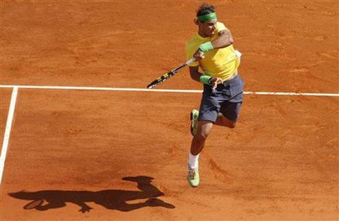 Надаль с трудом приблизился к седьмому подряд титулу в Монте-Карло