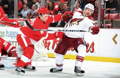 НХЛ. Характер Финикса против Дацюка