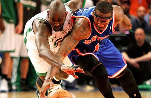 НБА. Бостон – Нью-Йорк. Превью