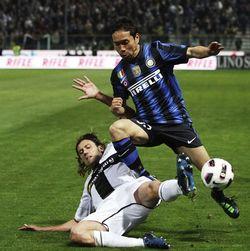 Нагатомо призывает собраться футболистов Интера