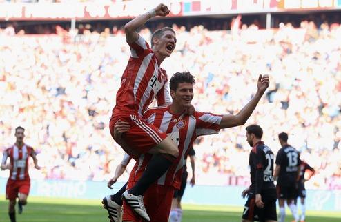 Бавария поработала на будущего чемпиона? + ВИДЕО