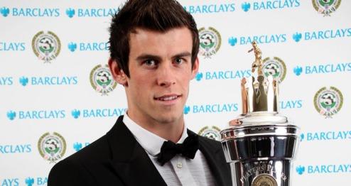 Бэйл признан лучшим футболистом Англии