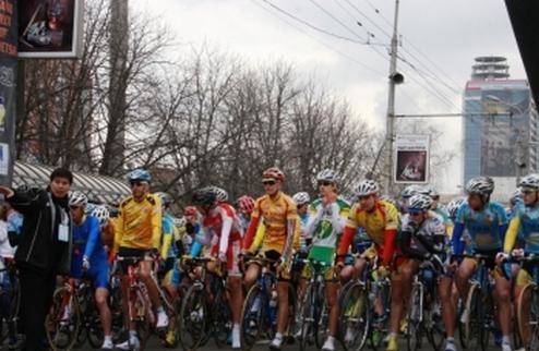 Велоспорт. Гран-при Донецка. Как это было