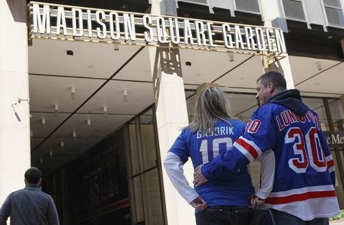НХЛ. Тренер Вашингтона раскритиковал арену Рейнджеров