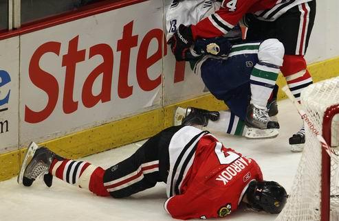 НХЛ. Чикаго теряет Сибрука