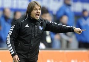 Гамбург близок к продлению контракта с главным тренером