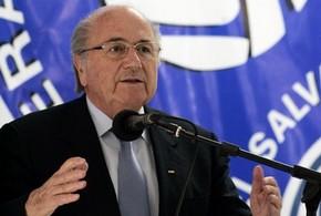 """Блаттер: """"ФИФА необходима эволюция, а не революция"""""""