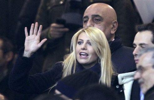 Дочь Берлускони вошла в правление Милана