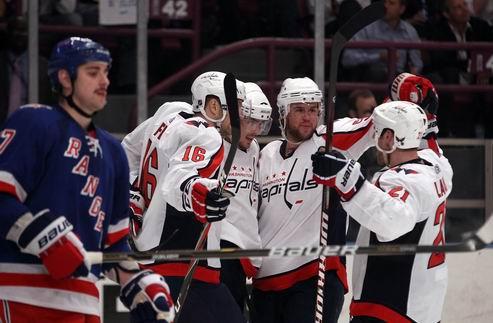 НХЛ. Камбэк Вашингтона с 0:3, победа во втором овертайме