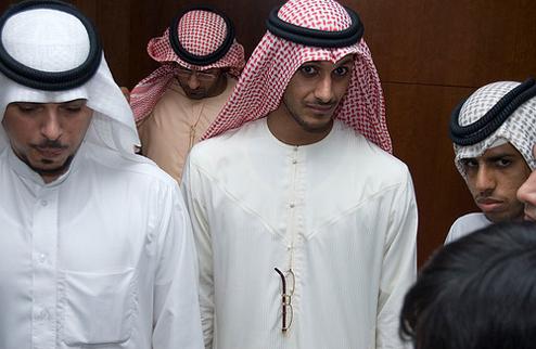 Бизнес-группа Дубаи купила Хетафе