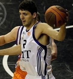 Миротич — лучший молодой игрок Евролиги