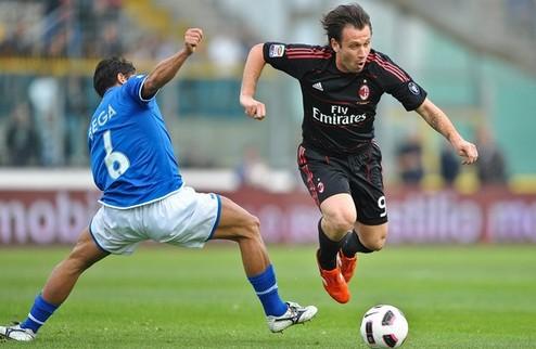 Милан — почти чемпион + ВИДЕО