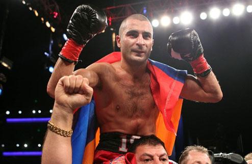 Winner Takes All: Дарчинян — третий