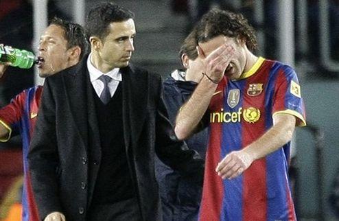 У Барселоны очередные потери в защите