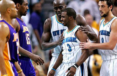 НБА. Трипл-дабл Пола приносит победу Хорнетс, Атланта в шаге от второго раунда