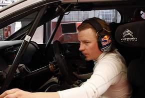 WRC. Райкконен не теряет мотивации