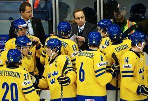Шведы определились с составом на чемпионат мира