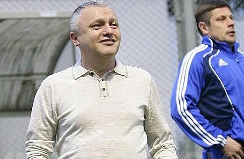 """И.Суркис: """"Шахтер является лидером украинского футбола"""""""