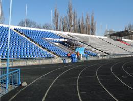 Стадион Динамо в Харькове готовится принять Металлист