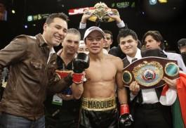 Маркес получит пять млн. долларов за бой с Паккьяо