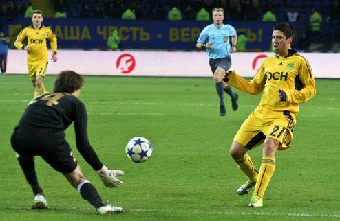 Кристальдо получил вызов в сборную