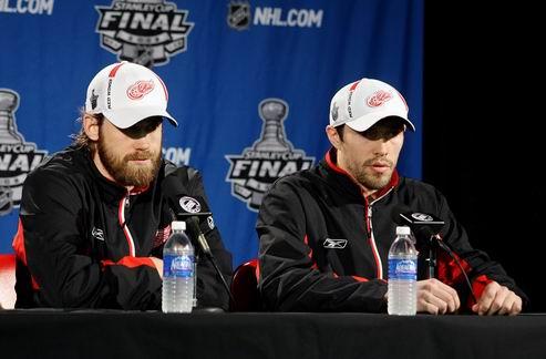 НХЛ. Дацюк и Зеттерберг сыграют в одном звене