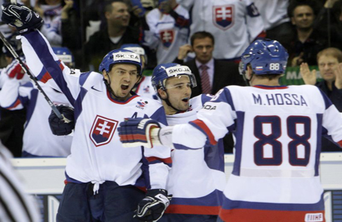 ЧМ. Словакия все-таки побеждает Словению