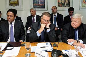 Представитель ФИФА встретился с министром спорта Бразилии