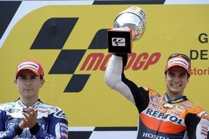 """MotoGP. Педроса: """"Я на седьмом небе от счастья"""""""