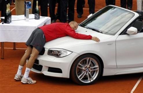 ��������� ������� ����� � BMW � �������
