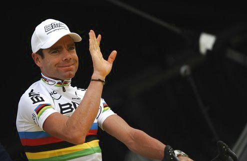 Велоспорт. Тур Романдии выиграл экс-чемпион мира из Австралии