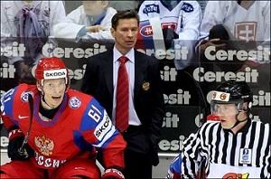 """ЧМ. Быков: """"Главное – не перегореть и показывать свой хоккей"""""""